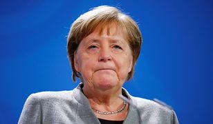 Kanclerz Niemiec Angela Merkel ostatnio ma duży ból głowy