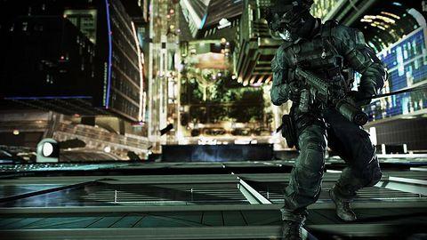 Call of Duty: Ghosts z dedykowanymi serwerami dla obu generacji oraz gigantycznymi wymaganiami sprzętowymi