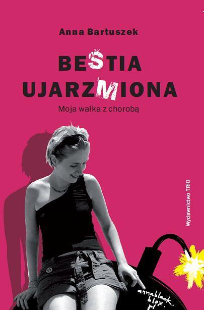 BeStia UjarzMiona - książka o walce ze stwardnieniem rozsianym