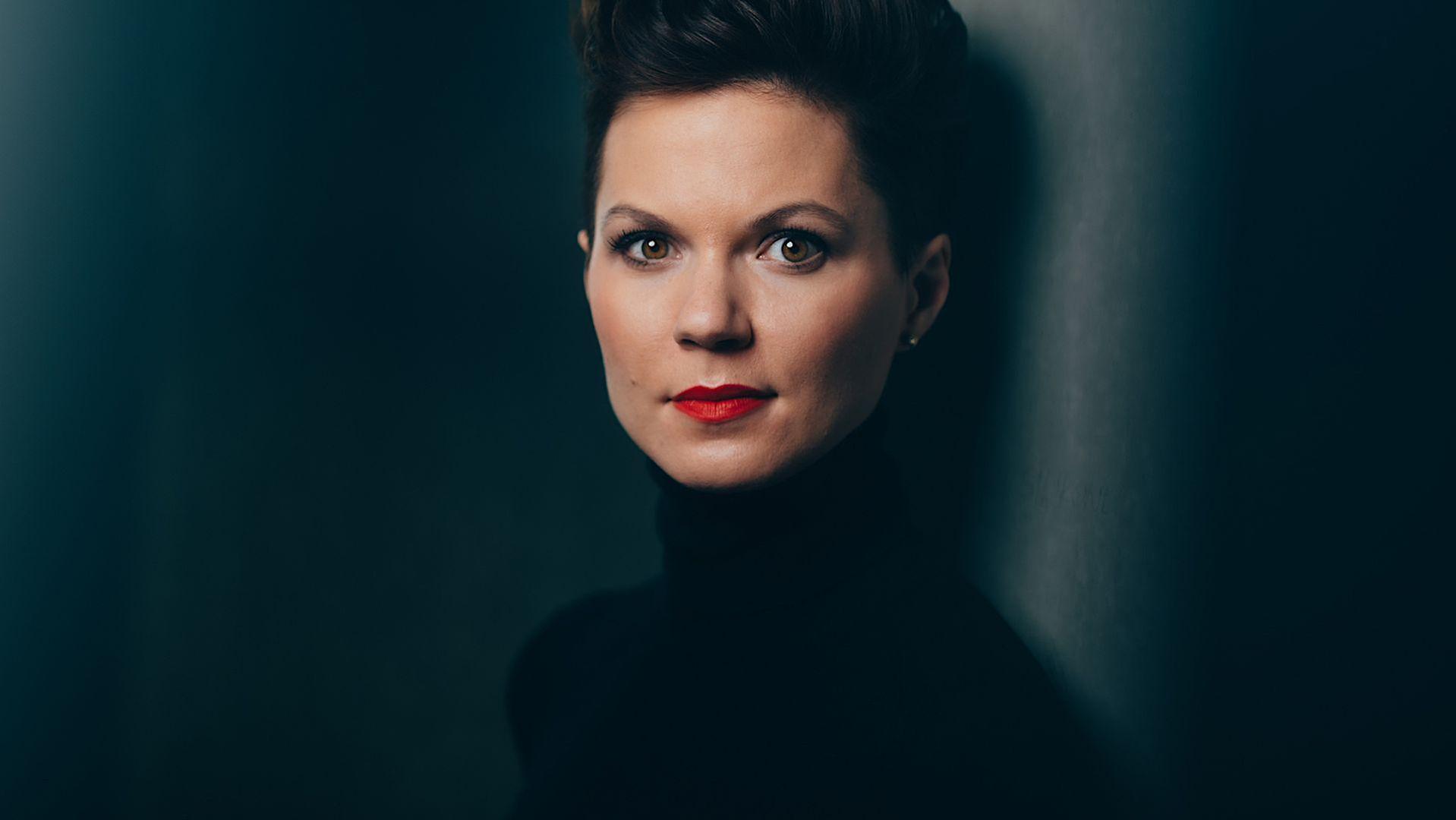 "Joanna Kocik, autorka książki ""Basen"""