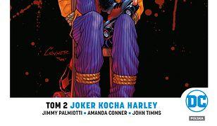 Harley Quinn – Joker kocha Harley, tom 2