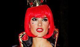 Zobacz, jak top modelki świętują Halloween
