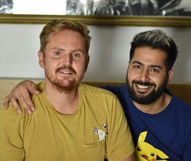 Polak i Hindus są parą. Walczą o legalizację pobytu Garry'ego
