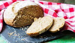 Domowy chlebek bez zagniatania. Prosty i szybki przepis