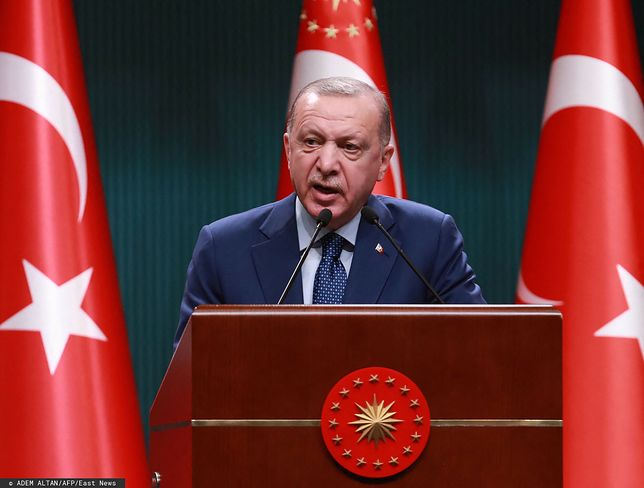"""Turcja """"radzi"""" USA. Rzecznik Erdogana wprost potępił Joe Bidena"""