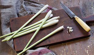 Trawa cytrynowa to obowiązkowy składnik w azjatyckiej kuchni