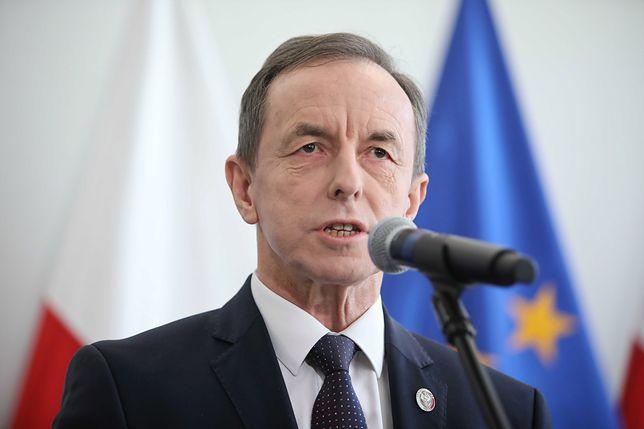 Tomasz Grodzki chce zwołania Rady Bezpieczeństwa Narodowego