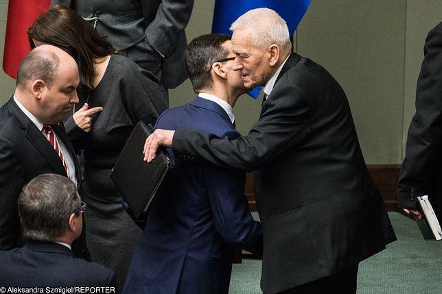 Wybory parlamentarne 2019. Kornel Morawiecki startuje