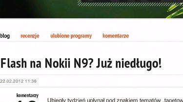 Orange Helium Mobile Browser – nadchodzi kolejna przeglądarka dla Nokii N9?
