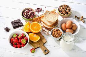 Alergia na mleko krowie - nietolerancja kazeiny, alergia na mleko, ból brzucha po mleku, wzdęcia po wypiciu mleka, kazeina, laktoza, białko mleka krowiego