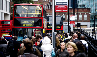 Strajk w metrze paraliżuje Londyn