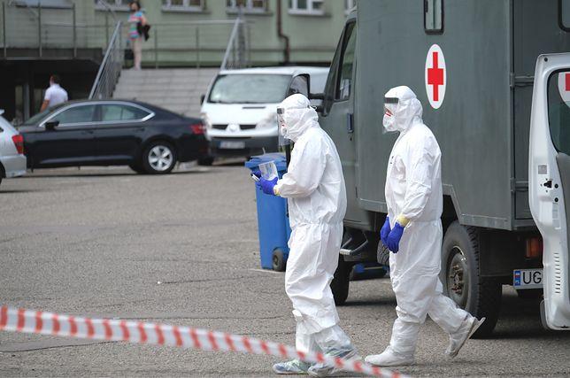 Koronawirus w Polsce. Rekordowy dzienny przyrost zachorowań. Zmarły kolejne osoby
