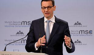 Słowa premiera Mateusza Morawieckiego odbiły się szerokim echem