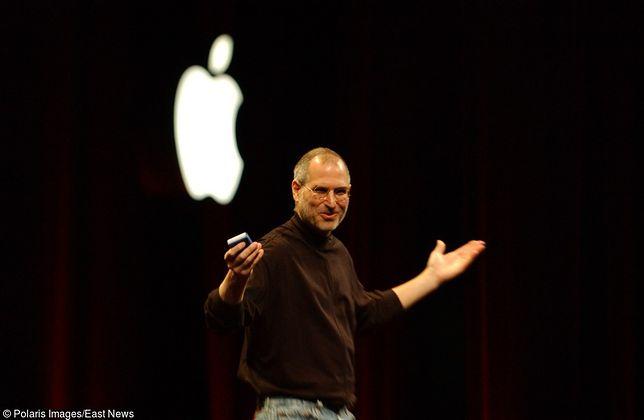 Steve Jobs był innowatorem ery cyfrowej