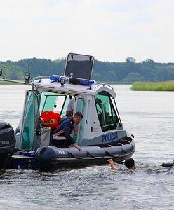 """Mazowieckie. Policja apeluje o ostrożność nad wodą. """"Brawura, alkohol, brak umiejętności"""""""