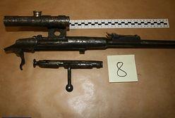 Broń pneumatyczna, granaty i 11 kg prochu. Dwóch mężczyzn zatrzymanych