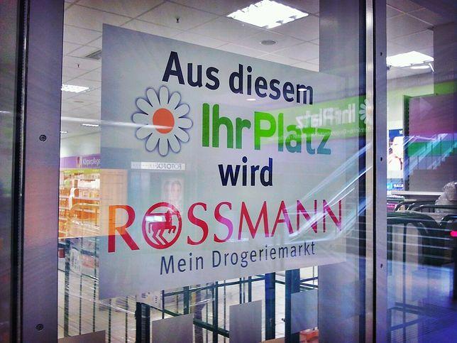 Zasiłek dla bezrobotnych z Rossmanna. W Niemczech socjal w gotówce będzie wypłacany tylko w marketach i drogeriach