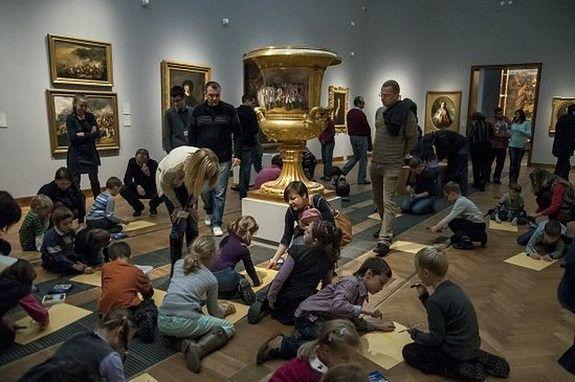 Dzieci do muzeów wejdą za złotówkę