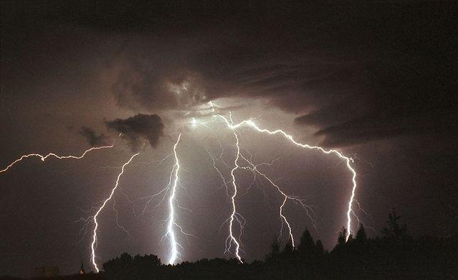 Dziś mają być potężne burze i opady gradu!