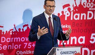"""Poparcie dla rządu Mateusza Morawieckiego. """"Wzrasta polaryzacja"""""""