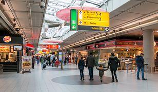 Lotnisko Amsterdam-Schiphol (AMS). Jak dotrzeć do centrum miasta?