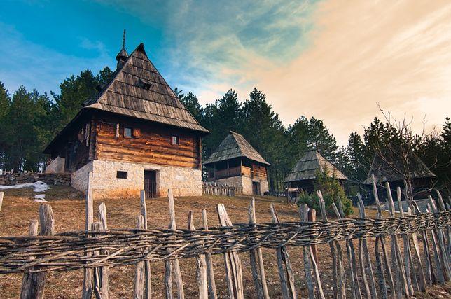 Odkrywamy Europę - Sirogojno, Serbia