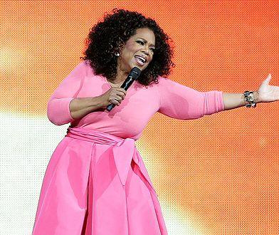 Oprah Winfrey wciąż przeżywa ślub Meghan Markle i księcia Harry'ego