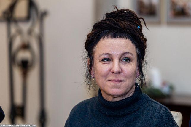 We wtorek Olga Tokarczuk odebrała nagrodę Nobla