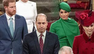 Harry i Meghan oraz William i Kate podczas ostatniego oficjalnego spotkania, atmosferę można było ciąć nożem!