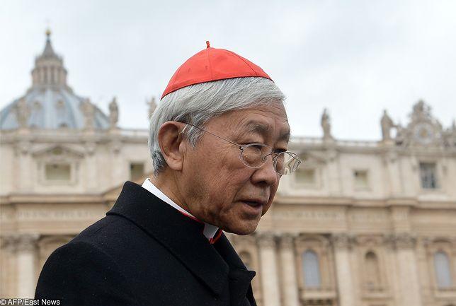 Kardynał Joseph Zen krytykuje papieża za próby zawarcia porozumienia z Pekinem