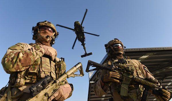 Australijscy komandosi pokonani przez iracką biurokrację
