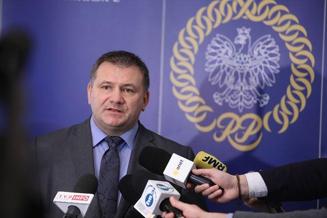 Waldemar Żurek twierdzi, że ostatnią nadzieją polskiego sądownictwa jest Europa