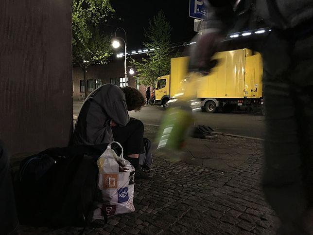 Co najmniej dwójka bezdomnych Polaków zmarła w tym roku w Niemczech z wychłodzenia