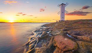 Stara latarnia morska w Świnoujściu