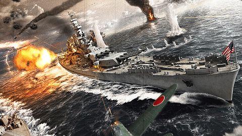 Navy Field 2: Conqueror of the Ocean na weekend, czyli coś dla niespełnionych admirałów