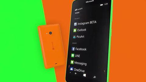 Nowe tanie smartfony od Microsoftu kolejną szansą dla Windows Phone