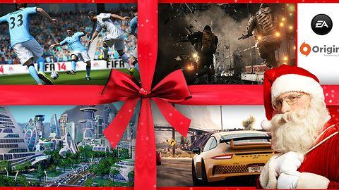 Rozdajemy najnowsze gry Electronic Arts w akcji MikołEAj