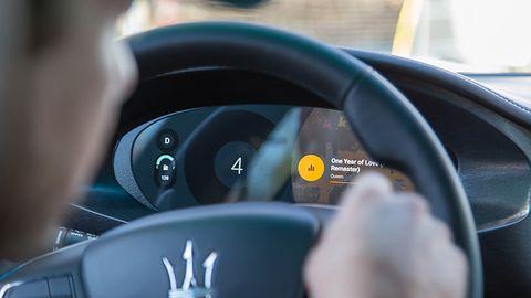 Pełny Android, a nie Android Auto, jako system dla samochodów #io16