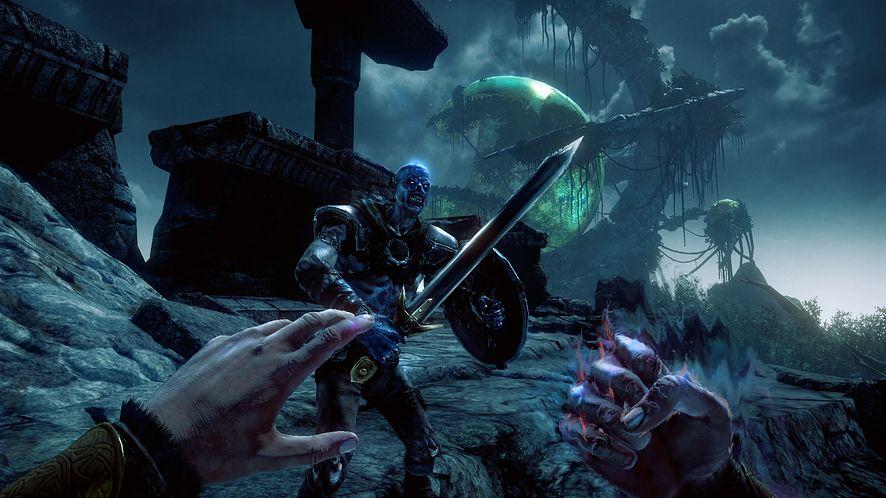 Pierwszy zwiastun i galeria z Lichdom, gry fantasy korzystającej z CryENGINE