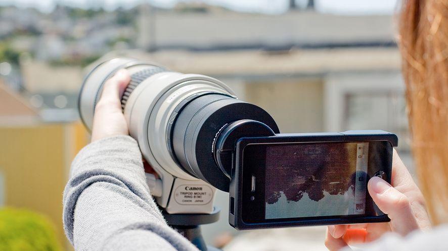 Smartfonowa fotografia: Camera ZOOM FX wyciśnie więcej z aparatu w telefonie