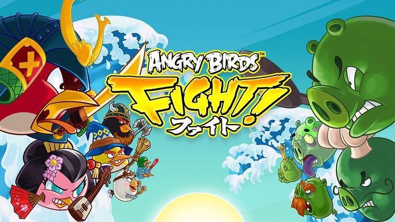 Angry Birds powracają, by wziąć udział w walkach graczy przeciw graczom