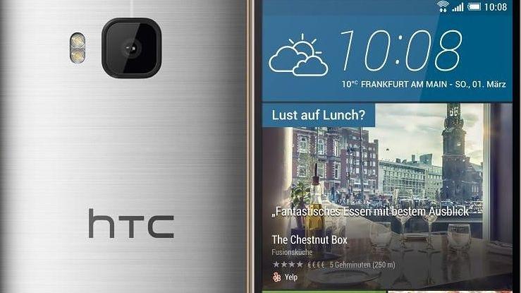 HTC One M9: normalne podejście do rozdzielczości ekranu i kamery