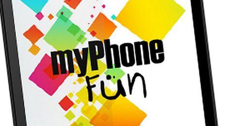 myPhone za 319 zł zaoferuje 4,5-calowy ekran i czterordzeniowy procesor