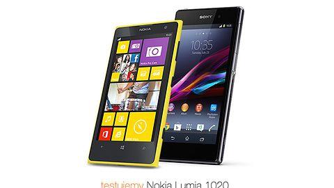 Przetestuj z Orange Sony Xperia Z1 lub Nokia Lumia 1020