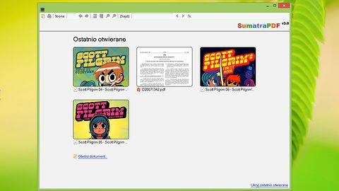 Sumatra PDF 3.0 wprowadza przeglądanie w kartach