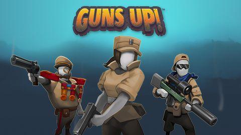 GUNS UP! – dynamiczna i efektowna strategia wojenna na weekend
