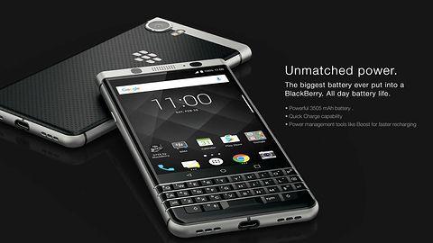 BlackBerry KeyOne: specyfikacja i zdjęcia smartfonu wyciekły tuż przed premierą
