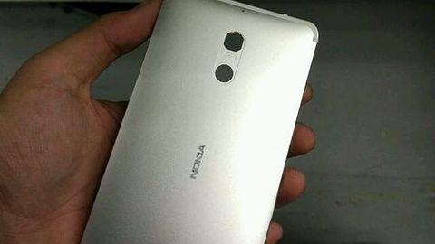 Smartfony Nokii z Androidem uchwycone na zdjęciach