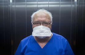 """Koronawirus. Prof. Simon: """"Ten wirus się nigdy nie skończy. On się utrwalił"""" (WIDEO)"""
