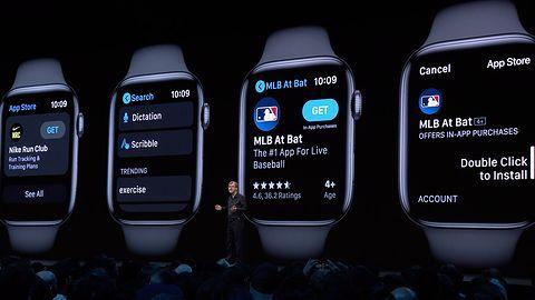 Apple WWDC: watchOS w końcu samodzielny, dostanie aplikacje i sklep